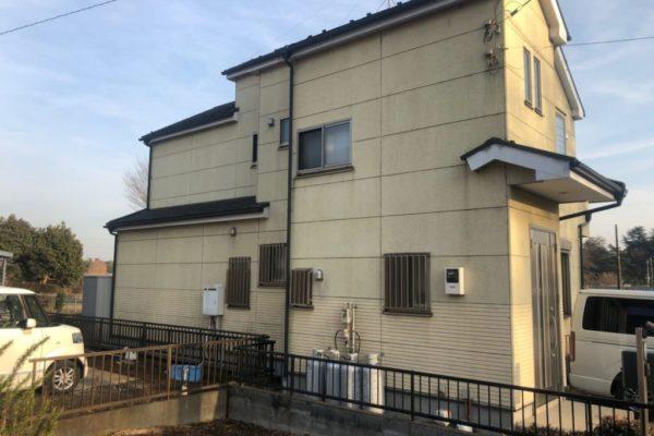 東京都府中市 S様 シーリング 屋根外壁塗装工事