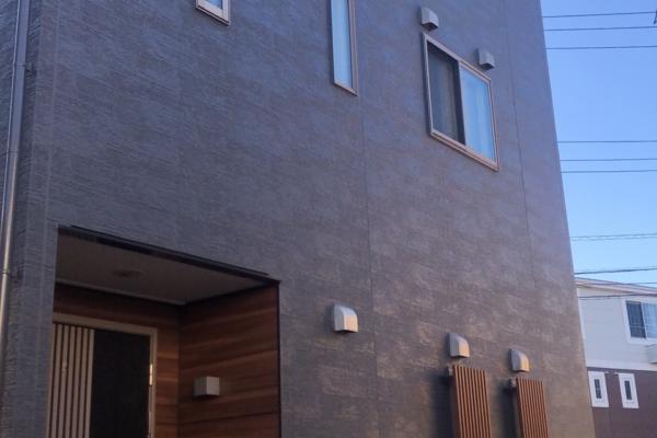 東京都府中市 外壁塗装・付帯部塗装