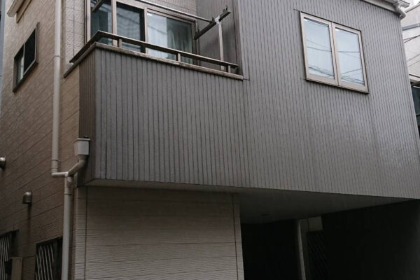 東京都小金井市 屋根塗装 外壁塗装 付帯部塗装 コーキング打ち替え